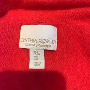 Cynthia Rowley small cardigan sweater